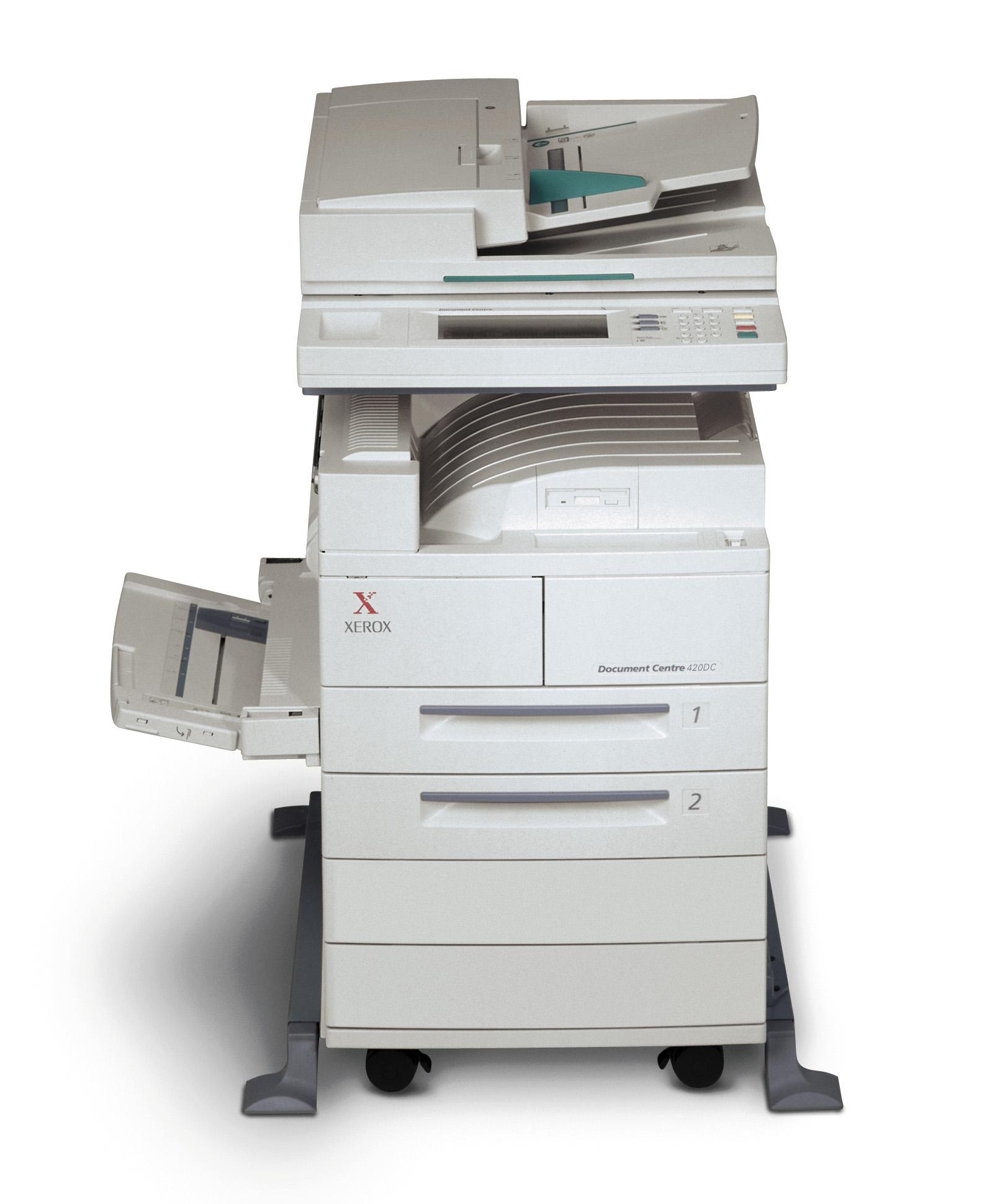 Xerox workcentre pe16 scanner
