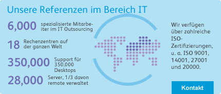 IT-Serviceleistungen - Expertise