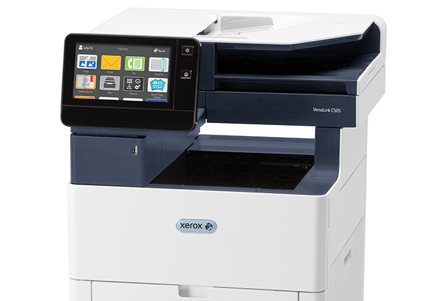 Xerox® VersaLink® C505-Farb-Multifunktionsdrucker