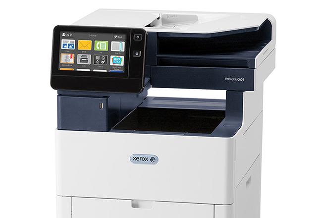 Xerox® VersaLink® C605-Farb-Multifunktionsdrucker