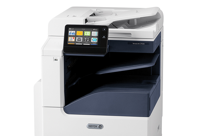 Xerox® VersaLink® C7020/C7025/C7030 Farb-Multifunktionsdrucker