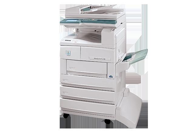 WorkCentre Pro 423 Kopierer/Drucker