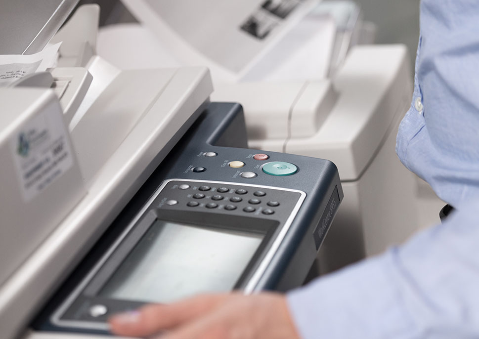 iXware Scanning Server for Converting Paper into Digital Workflows with Xerox Multifunction Printers